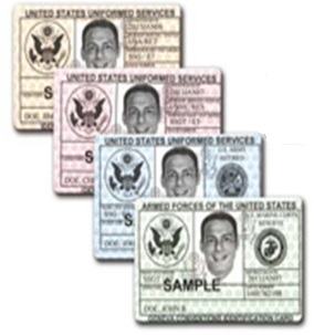 Military ID Multi Pic