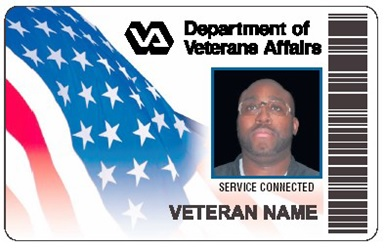 Veteran Affairs ID Card